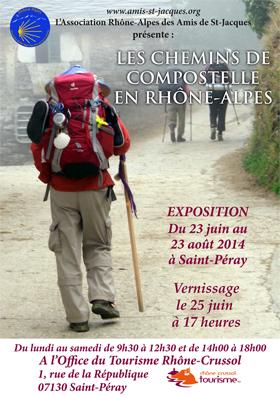 Exposition du 23 juin 2014 à Saint-Peray